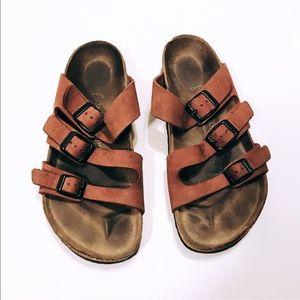 Birkenstock Florida Brown Sandals
